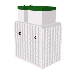 Септик ТОПАС 20 Long Пр - Топол Эко автономная канализация