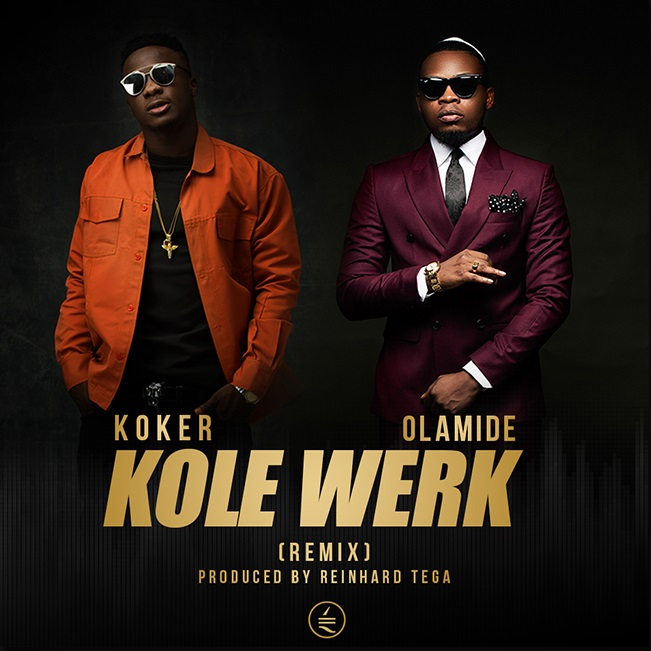 FRESH TALENT: Koker Ft. Olamide - 'Kolewerk Remix' (Snippet)