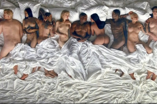 'Famous' Video: Can Nak3d Celebs Sue Kanye West?