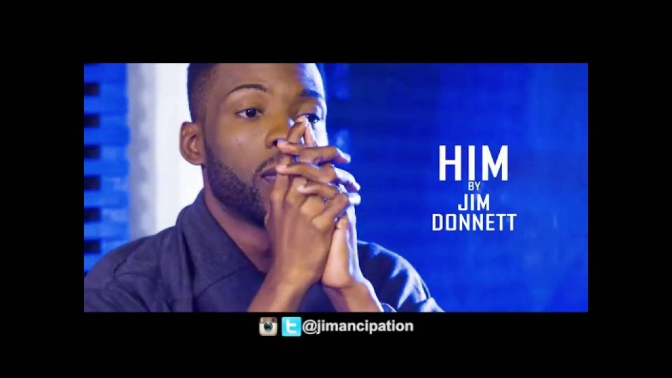 FRESH VIDEO: Jim Donnett [@Jimancipation] – 'Him' (Teaser)