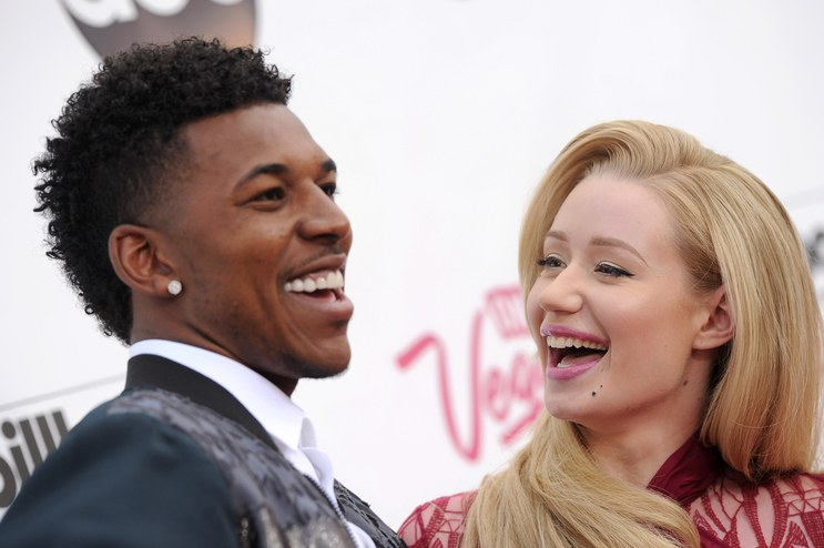 Iggy Azalea Announces Split With Nick Young; Nick Confirms