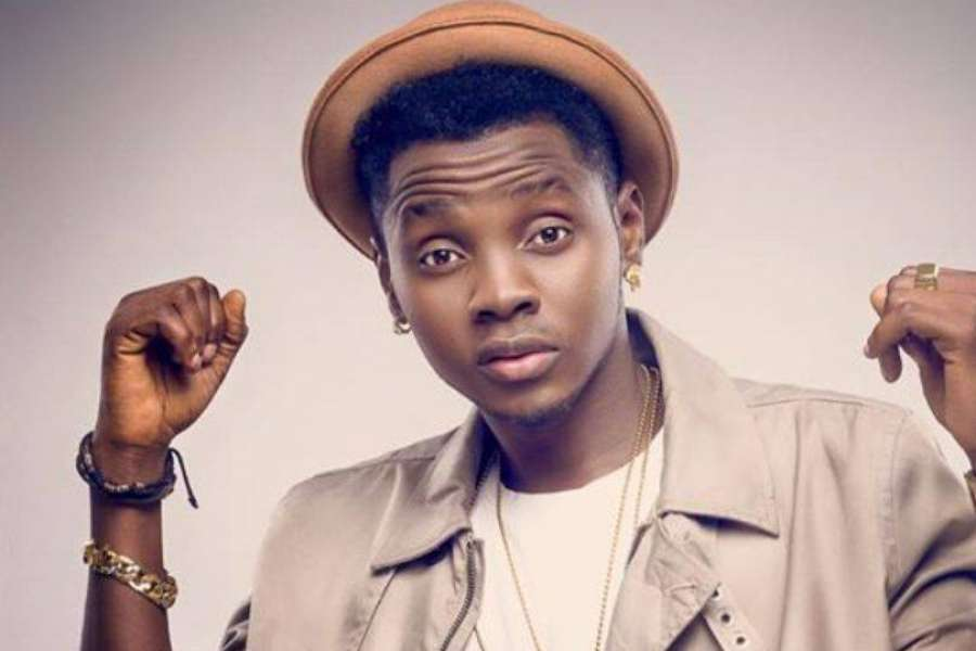 'Let Today Be The Day You Look Back And Say Thank You GOD' -Kiss Daniel Writes On His Childhood