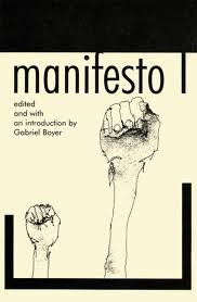 A RELUCTANT MANIFESTO (1/3)