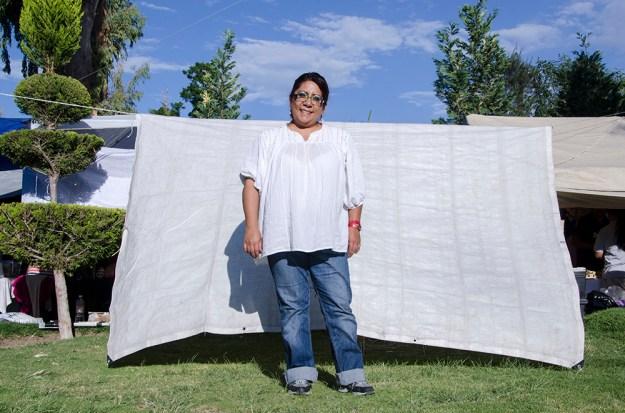 Lucero Circe López. Directora de Humanas Sin Violencia, vive en Morelia