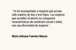María Adriana Fuentes Manzo