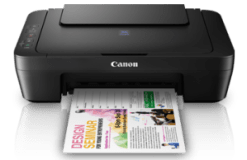 Gambar Printer Canon PIXMA E410
