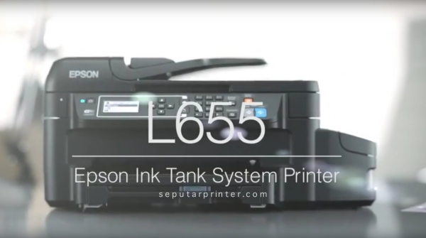 Gambar Printer Epson L655