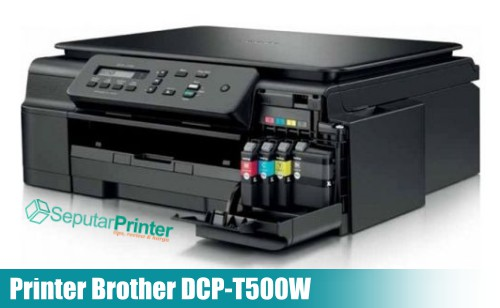 Gambar Printer Brother DCP-t500w Multifungsi