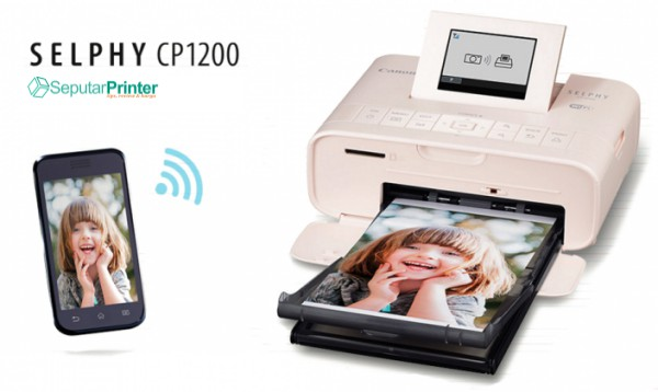 gambar printer Canon Selphy CP1200