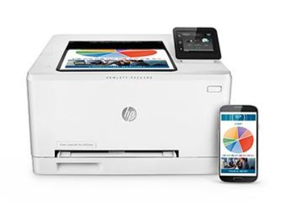 Printer HP Color LaserJet Pro M252dw