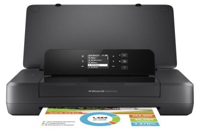 Gambar Printer HP OfficeJet 250 Mobile All-in-One
