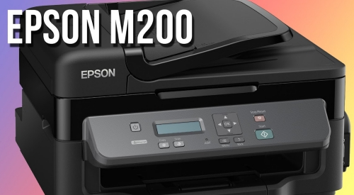Gambar Printer Epson M200