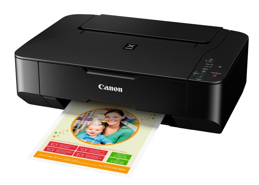 Kode Error di Canon Mp237