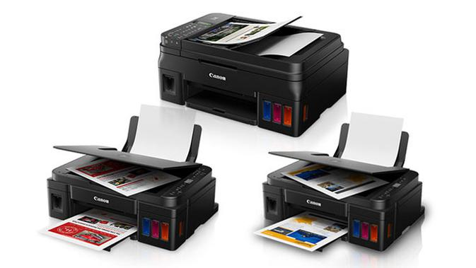 Printer Inkjet Canon Terbaru 2018