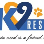 Logo for SEQ K9 Rescue Inc, adopt or foster a dog today | A friend in need, is a friend indeed