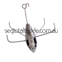 heavy duty grapnel sinkers
