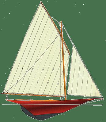 """sequana fiche bateau Voile Quillard """"Roastbeef"""""""