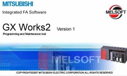 GXWorks2起動