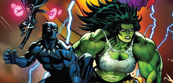 avengers #6 2018 comic ile ilgili görsel sonucu