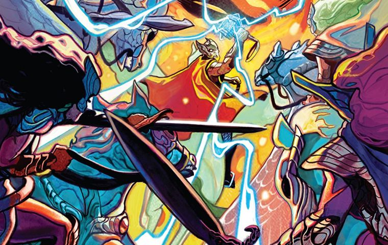 Image result for thor #4