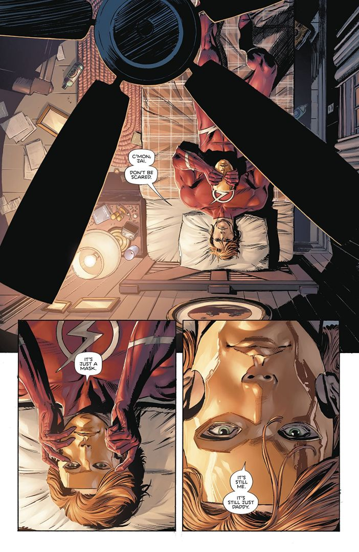 Image result for heroes in crisis #3