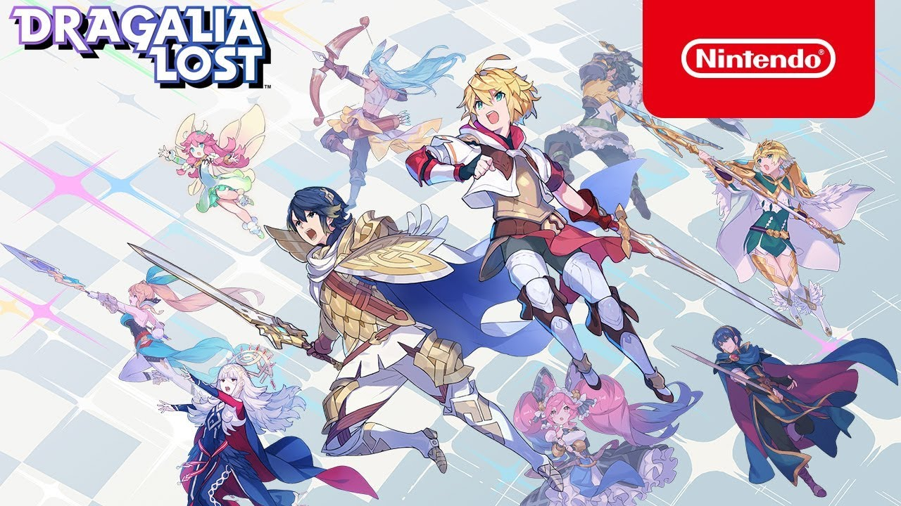 Dragalia lost x fire emblem crossover trailer released