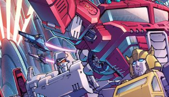 Comic Review: Transformers #11 - Sequential Planet