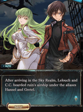 First Impressions: Granblue Fantasy x Code Geass: The Blue Reckoning