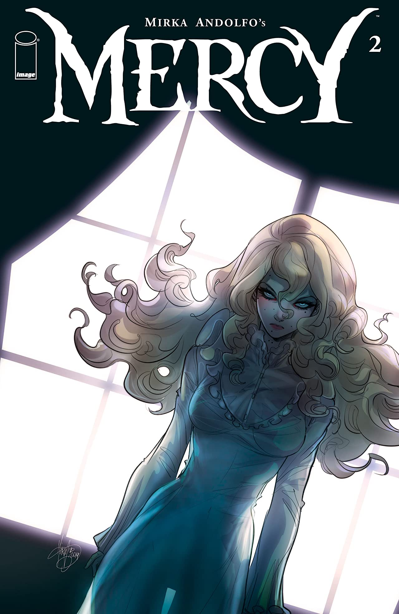 Comic Review: Mercy #2 - Sequential Planet