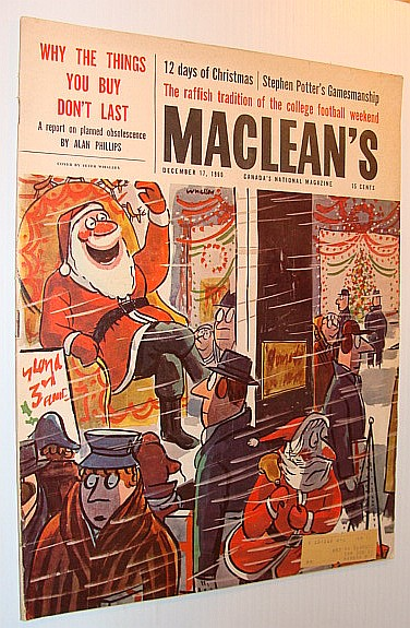 peter whalley macleans cover christmas santa claus