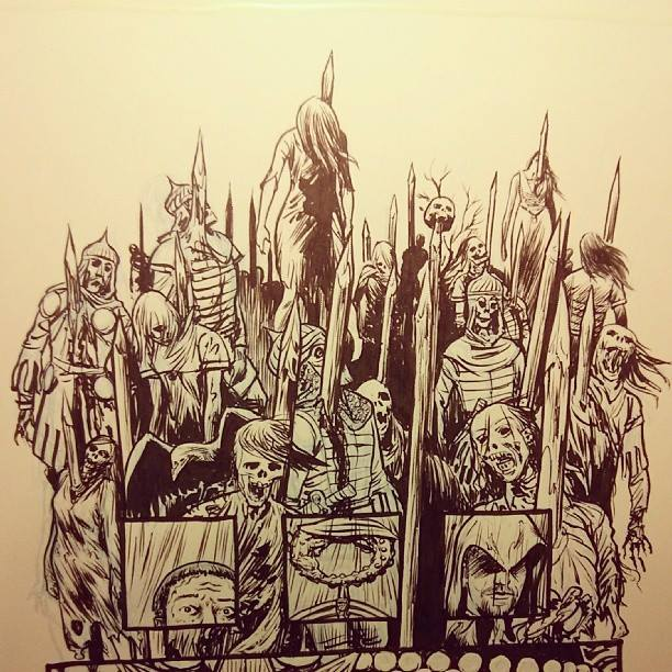 Art from Dracula Son of the Dragon