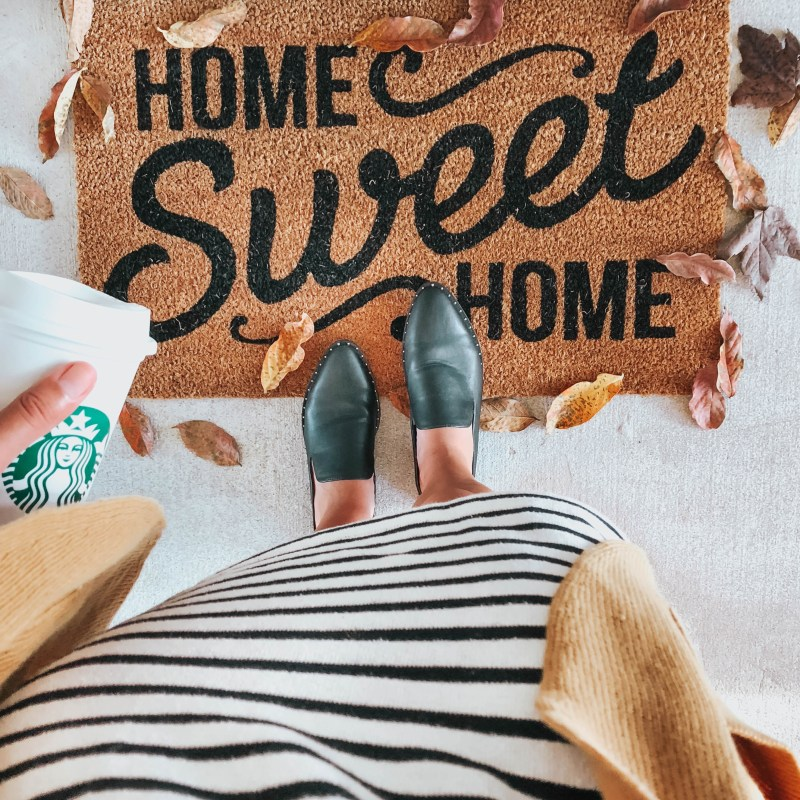 10 Doormats That Are Perfect For the Fall
