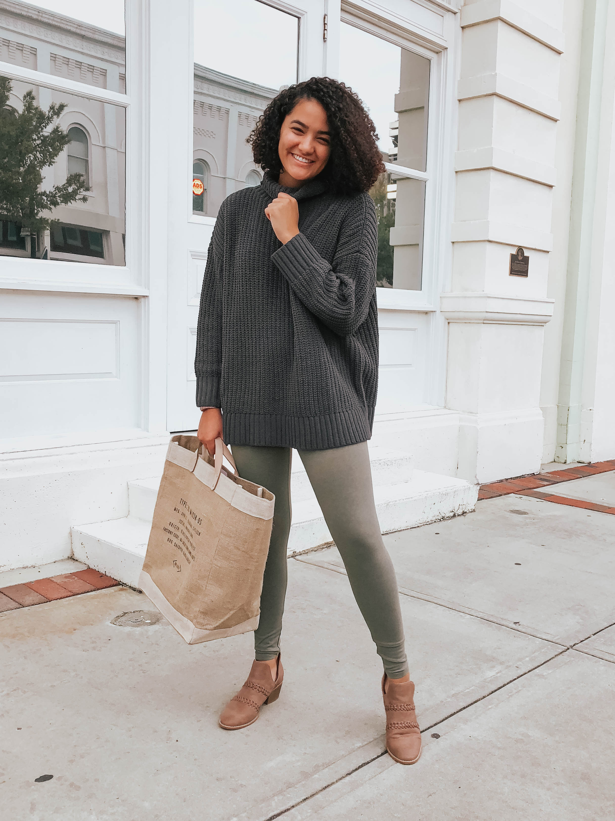 gray-sweater-aerie-holiday-gift-guide