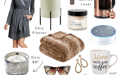 Holiday Gift Guide – Gifts for Mom Under $50