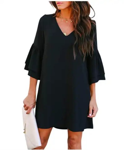 tiered-sleeve-dress-ten-little-black-dresses-perfect-for-every-occasion