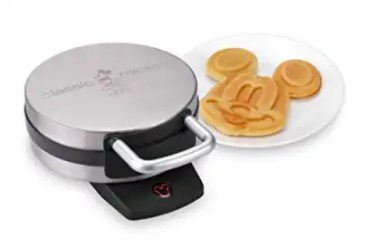Classic Mickey Waffle Maker Disney Finds