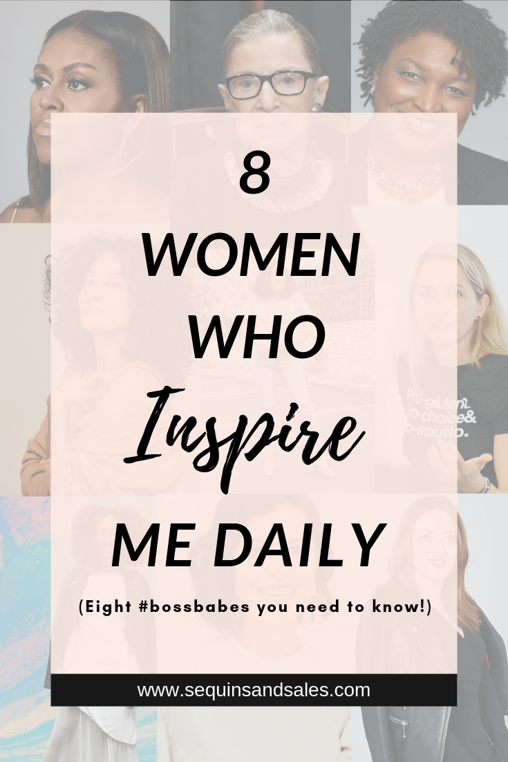 Eight Women Who Inspire Me Daily Cover Photo