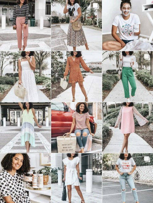 Cohesive Instagram Feed How to Get Accepted to RewardStyle