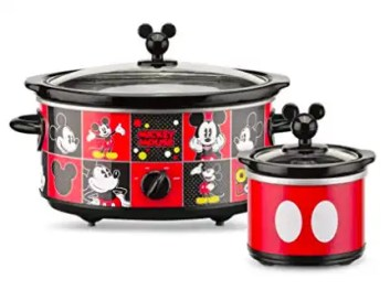 Mickey Mouse Slow Cooker Disney Finds