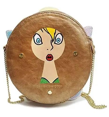 Tinkerbell Crossbody Bag Disney Finds