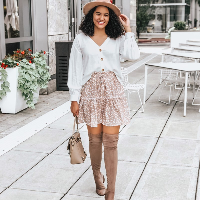 10 Fun Outfits Perfect for the Summer to Fall Transition