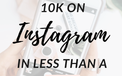 8 Ways You Can Grow Your Following On Instagram