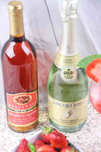 Strawberry Champagne Popsicles-2