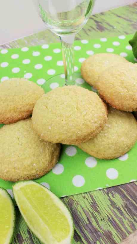 Lime Margarita Cookies 1-2