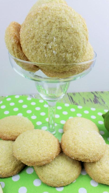 Lime Margarita Cookies 1-6