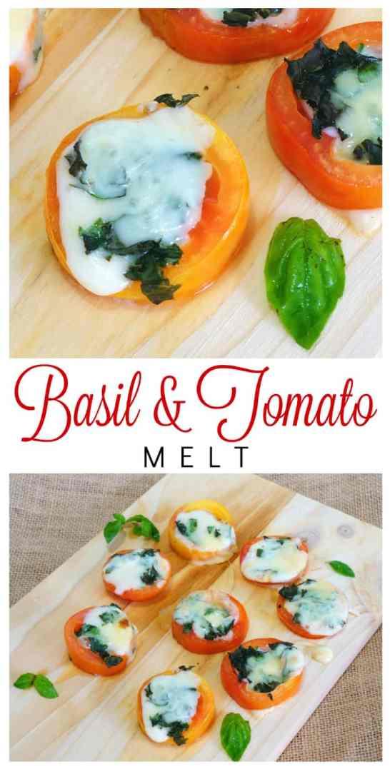 BASIL & TOMATO MELT LACI PINTEREST