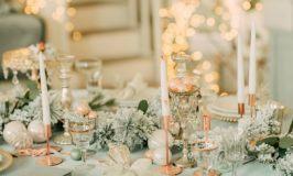 Wonderful Winter Wedding Decoration Ideas