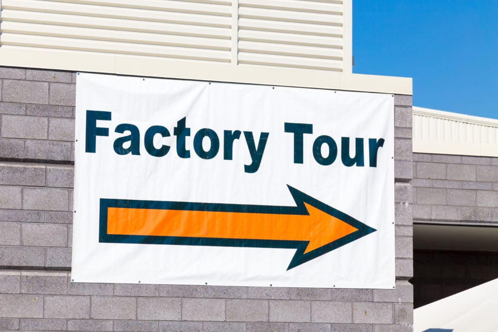 Directional Business Signs