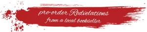 pre-order Redvelations from a local bookseller
