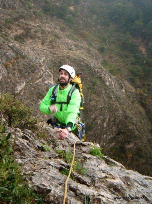 escalada Toix Integral Calpe 2 SERAC COMPAÑÍA DE GUÍAS